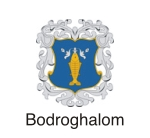 Bodroghalom címere