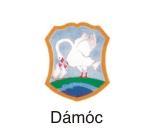 Dámóc címere