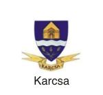 Karcsa címere