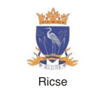 Ricse címere