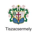 Tiszacsermely címere