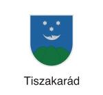 Tiszakarád címere