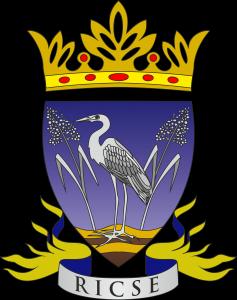 Ricse Címer
