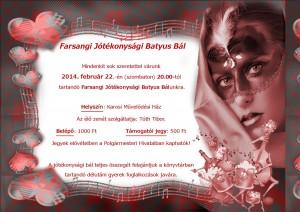 karos_2014_02_22_Farsangi Batyus Bál plakát