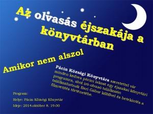 az_olvasas_éjszakaja_pacin