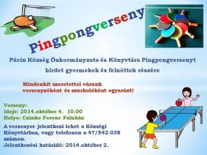 pingpongverseny