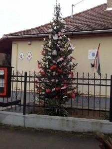 révleányvár_karácsonyfája