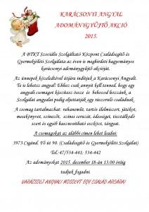 2015_11_25_cigánd_Karácsonyi angyal